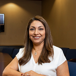 Stella Chavez, Customer Account Executive